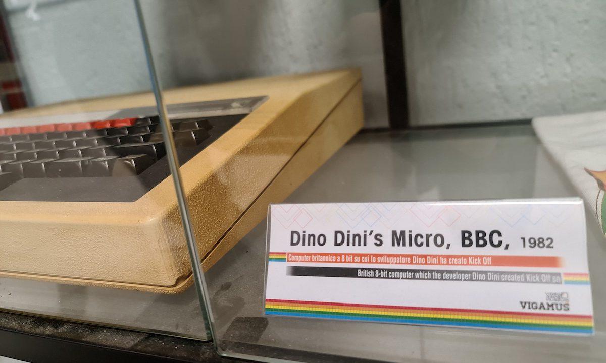 Il BBC Micro di Dino Dini