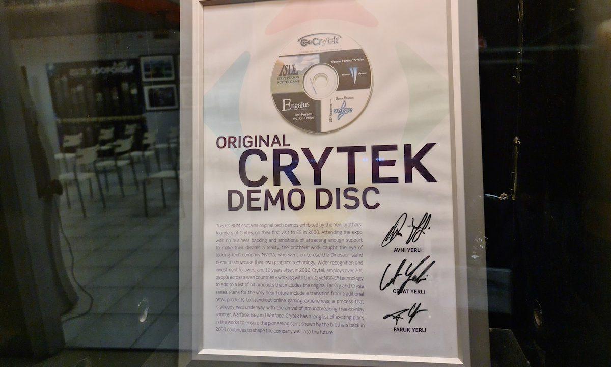 Crytek Demo Disc